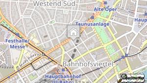 Holiday Inn Frankfurt - Alte Oper und Umgebung