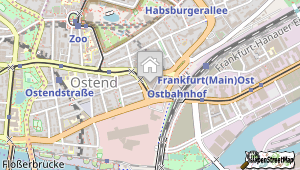 INNSIDE by Meliá Frankfurt Ostend und Umgebung
