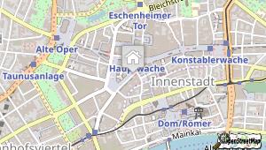 Hotel Zentrum An Der Hauptwache Frankfurt am Main und Umgebung