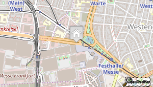 Maritim Hotel Frankfurt und Umgebung