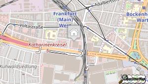 Novotel Frankfurt City und Umgebung