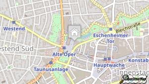 Sofitel Frankfurt Opera und Umgebung