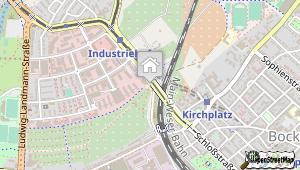 Hotel ibis Frankfurt Messe West und Umgebung