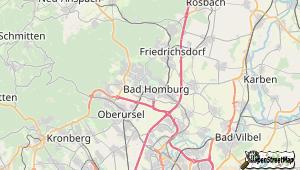 Bad Homburg und Umgebung