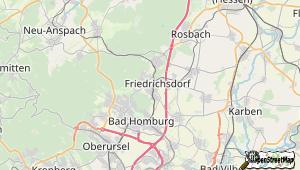 Friedrichsdorf und Umgebung