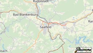 Saalfeld und Umgebung