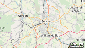 Zwickau und Umgebung