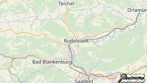 Rudolstadt und Umgebung