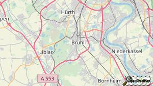 Brühl und Umgebung