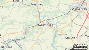 Naumburg und Umgebung