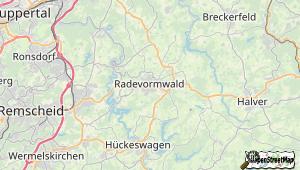 Radevormwald und Umgebung