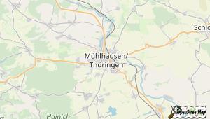 Mühlhausen und Umgebung