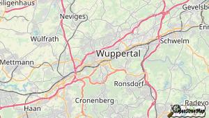 Wuppertal und Umgebung