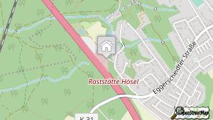 Hoesel Ost und Umgebung