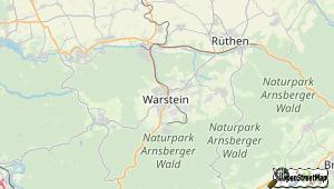 Warstein und Umgebung