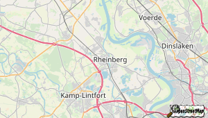 Rheinberg und Umgebung