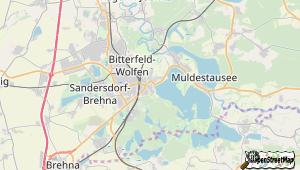 Bitterfeld und Umgebung