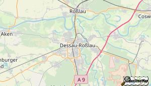 Dessau/Anhalt und Umgebung