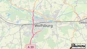 Wolfsburg und Umgebung