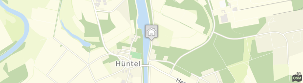 Umland des Hotel Landhaus Hubertushof / Meppen