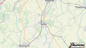Syke und Umgebung