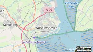 Wilhelmshaven und Umgebung