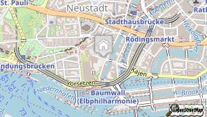 Madison Hotel Hamburg und Umgebung