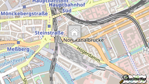 A&O City Hotel Hauptbahnhof Hamburg und Umgebung