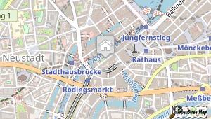 Sofitel Hamburg Alter Wall und Umgebung