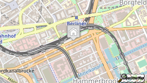 A&O Hamburg City Süd und Umgebung
