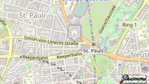 Holiday Inn Express Hamburg St Pauli und Umgebung