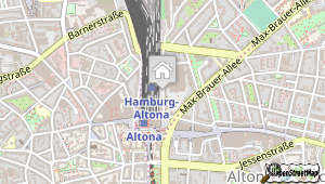 Best Western Raphael Hotel Altona Hamburg und Umgebung