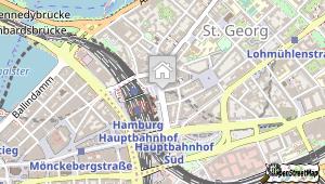 Hotel Europäischer Hof Hamburg und Umgebung