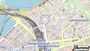 Reichshof Hamburg CURIO Collection by Hilton und Umgebung