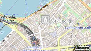 Senator Hotel Hamburg und Umgebung