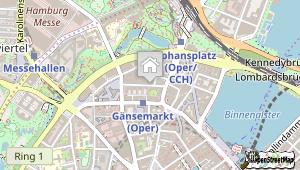 SIDE Hotel Hamburg und Umgebung