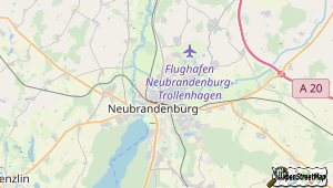 Neubrandenburg und Umgebung