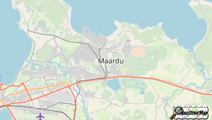 Maardu und Umgebung