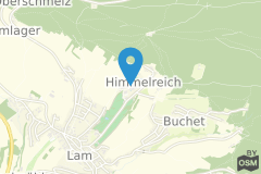 Geographische Lage Tagungshotel Hotel Sonnenhof Lam