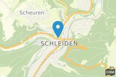 Geographische Lage Tagungshotel Tagungshotel Eifelkern Schleiden